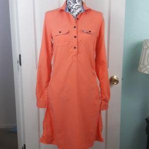 Kuhl Long Sleeve Dress with Pockets Sz. S